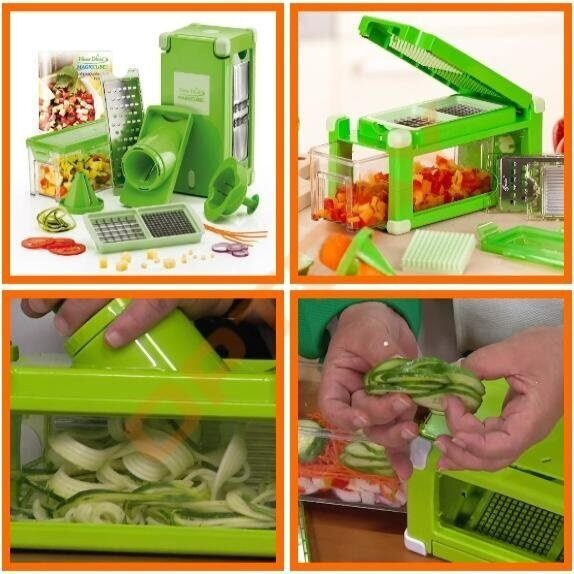 Овощерезка Magic Cube Nicer Dicer