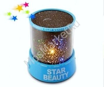 Ночник-проектор Star Beauty